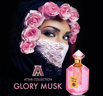 элитные духи Glory Musk / Глори Муск от Attar Collection