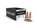 338 Caliber 180gr AccuBond® Bullet (50ct)