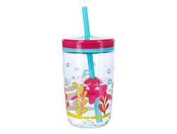 Детский стакан Contigo Floating Straw Tumbler 470ml