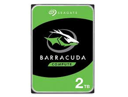 Жесткий диск для видеонаблюдения  HDD  2Tb Seagate Barracuda