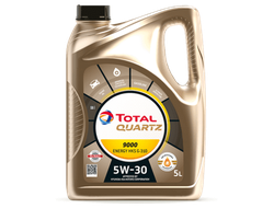 TOTAL QUARTZ 9000 ENERGY HKS G-310 5W30, 5л.