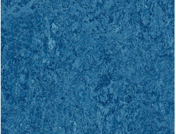 Линолеум Натуральный Мармолеум (Marmoleum Real) 3030 blue