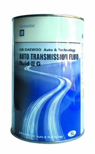 General Motors GM AUTO Transmission Fluid IIIG   1л