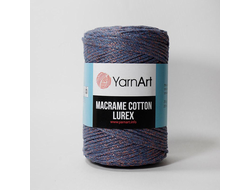 MACRAME COTTON LUREX 731