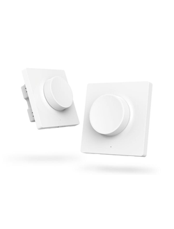 Диммер проводной Xiaomi Yeelight Smart Dimmer Switch (86 Box Edition)