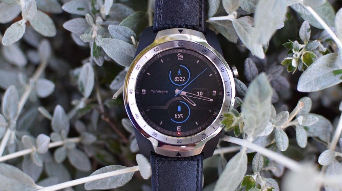 Обзор: Ticwatch Pro