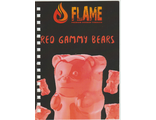 Табак для кальяна Flame (Red Gummy bear) 100 гр