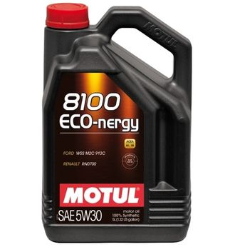 Motu 8100 Eco-nergy 5w30
