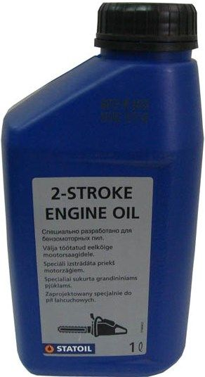 Statoil 2-Stroke Engine Oil (1_литр)