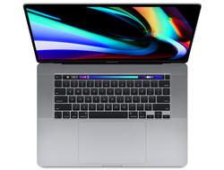 Apple MacBook Pro 16 Retina Touch Bar MVVK2 Space Gray (2,3 GHz Core i9, 16GB, 1TB, Radeon Pro 5500M)