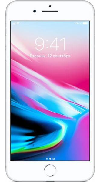 Apple iPhone 8 Plus 64Gb Silver (rfb)