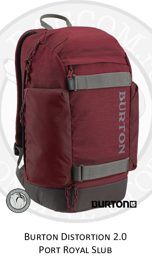 Burton Distortion 2.0 Бордовый