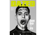 DAZED & CONFUSED Magazine Spring 2016 Arca Cover ИНОСТРАННЫЕ ЖУРНАЛЫ PHOTO FASHION