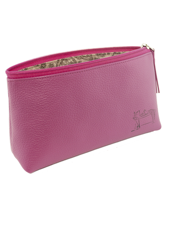Косметичка QOPER Cosmetic bag fox pink