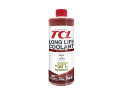 Антифриз TCL Long Life Coolant RED -50C 1л