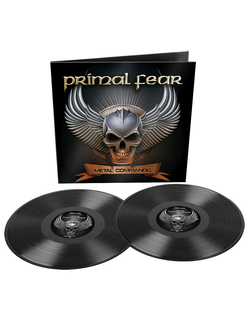 PRIMAL FEAR - Metal Commando 2-LP