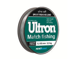 ЛЕСКА ULTRON MATCH FISHING