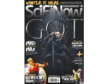 SciFiNow Magazine Issue 157 Game Of Thrones Cover Иностранные журналы о кино, Intpressshop