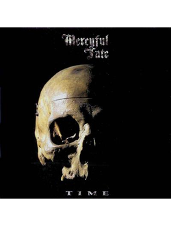 Mercyful Fate - Time CD