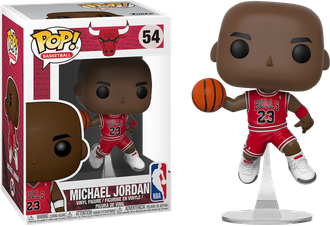 ФИГУРКА FUNKO POP! VINYL: NBA: Michael Jordan