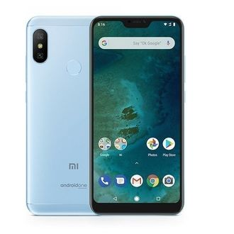 Xiaomi Mi A2 Lite 4/64Gb Blue (Global)