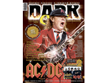 Dark City Magazine Issue 117 ACDC Cover Русские музыкальные журналы, Intpressshop, Intpress
