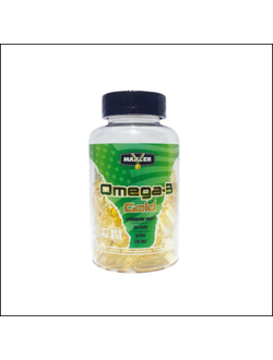 Omega-3 gold maxler 120 softgel