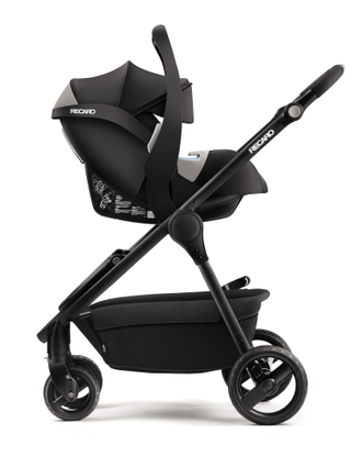 RECARO GUARDIA PERFORMANCE BLACK