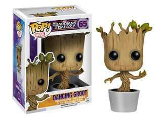 Купить Фигурка Funko POP! Bobble: Guardians O/T Galaxy: Dancing Groot 5104