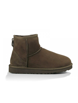 UGG CLASSIC MINI BROWN ЖЕНСКИЕ
