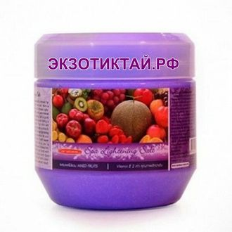 Соляной спа-скраб для тела Carebeau SPA Lightening Salt в ассортименте. 700мл.