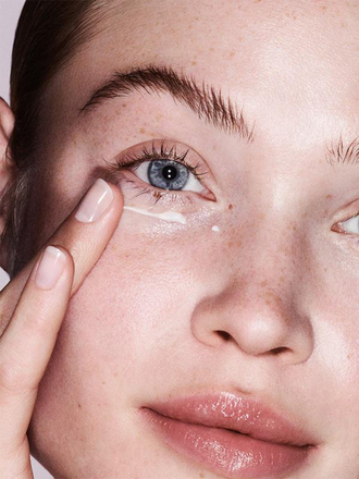 Glossier Eye + Lip Cream Bubblewrap - Крем для глаз + губ