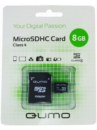 Flash Micro SD 8Gb