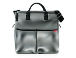 Сумка для мамы Skip Hop DUO Deluxe Black White Stripe