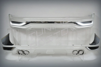 Обвес MODELLISTA LED Toyota Land Cruiser 200 2016+