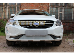 Защита радиатора Volvo XC60 2013-2017 chrome