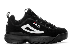 Кроссовки Fila Disruptor 2 Black (41-45)
