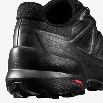 Кроссовки SALOMON SPEED CROSS 5 GTX W Bk/Bk  407954  (Размер: 5; 6; 7)