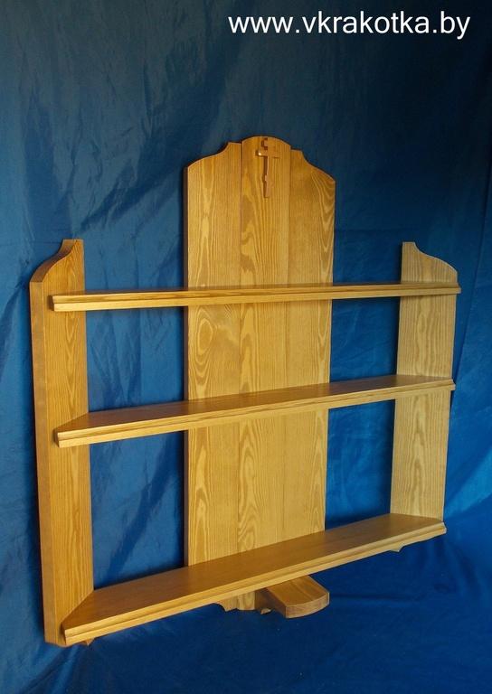 Купить деревянную полку