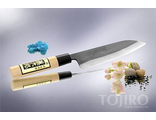 Поварской японский нож Сантоку Tojiro Japanese Knife F-698 165 мм