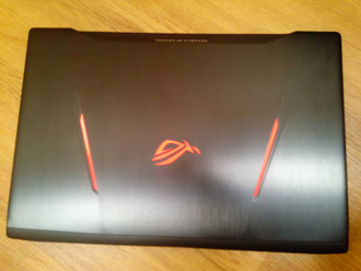 ASUS ROG STRIX GL702VS-GC183T ( 17.3 FHD IPS i7-7700HQ GTX1070(8Gb) 12Gb 1Tb + 128SSD )
