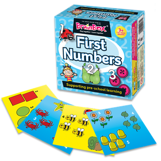 FIRST NUMBERS (Brainbox Pre-School)