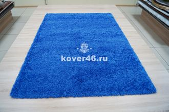 КОВЕР SHAGGY ULTRA S600 BLUE / 1,4*2 М