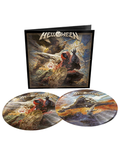 HELLOWEEN - Helloween 2-LP picture