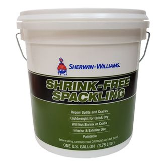 Sherwin-Williams Shrink Free Spackling быстросохнущая шпатлевка