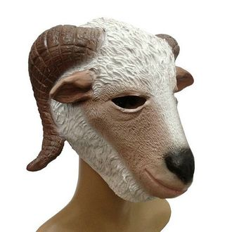 Маска Барана/Овечки (Sheep Mask)