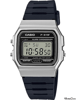 Часы Casio F-91WM-7A