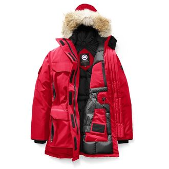 EXPEDITION WOMEN RED