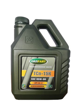 Масло OILRIGHT ТСП-15К транс. 30л, кат.№ OR2549