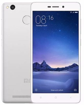 Xiaomi Redmi 3X 32Gb White (Global)